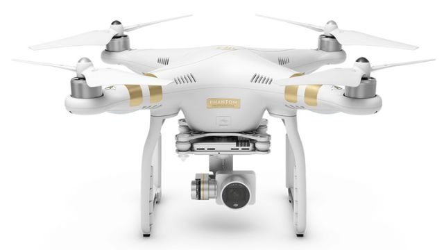 dji phantom 3 pro drone for aerial photography in India