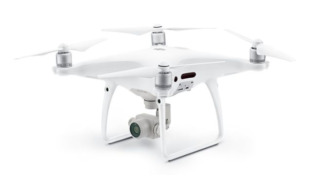 drone india DJI Phanto 4 pro for aerial photography