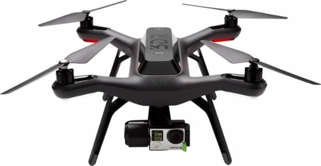3DR Solo Drone for aerial photography In India