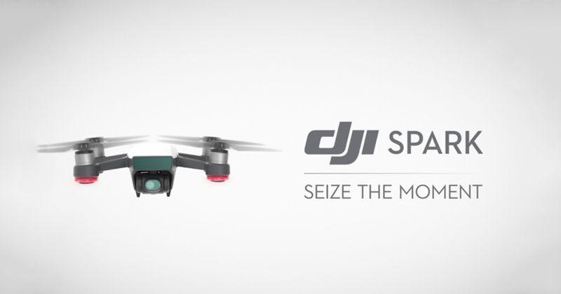 Aerial PHoto DJI Spark Drone - 800x420