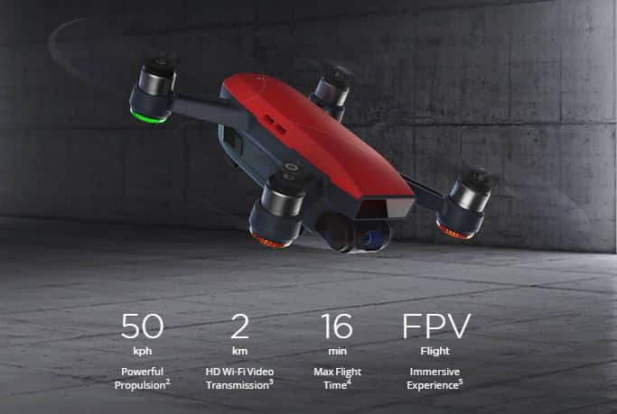DJI Spark Drone - Quick Review, Price and Features ...