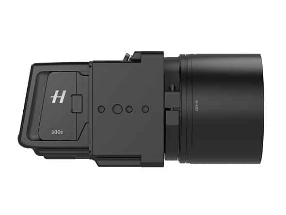 Hasselblad A6D 100MP aerial photography camera image side view
