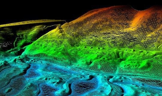 drone survey india