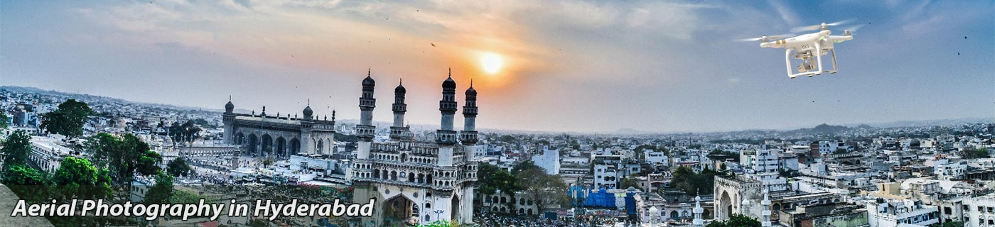Aerial Photography in Hyderabad