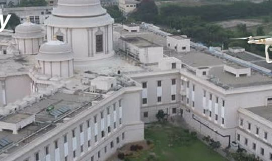 AERIAL PHOTOGRAPHY IN BANGALORE 1400 X 320