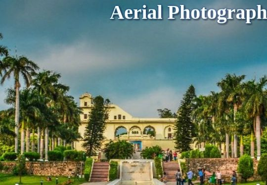 Aerial Photography in Chandigarh