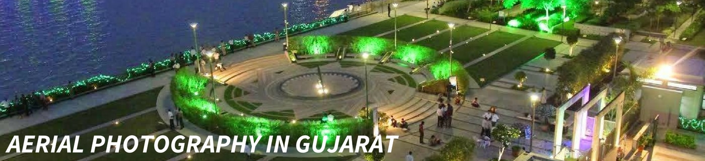 AERIAL PHOTOGRAPHY IN GUJARAT 1400 X 320