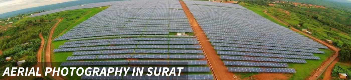 AERIAL PHOTOGRAPHY IN SURAT 1400 X 320