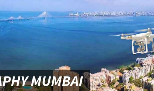 AERIAL PHOTOGRAPHY MUMBAI 1400 X 320