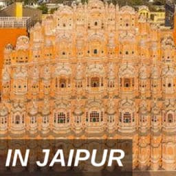 Aerial Photography Jaipur is offering International Exposure for The Pink City
