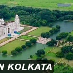 Aerial Photography in Kolkata is Capturing the Brilliance of the City of Joy