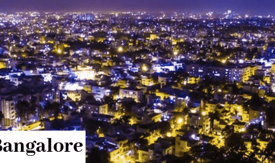 Aerial Photography in Bangalore