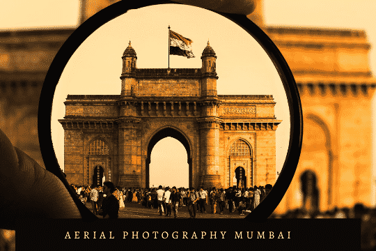 aerial photography in mumbai